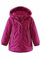 Зимняя куртка для девочек Reima Misteli 511216-4621. Размер 80-98.