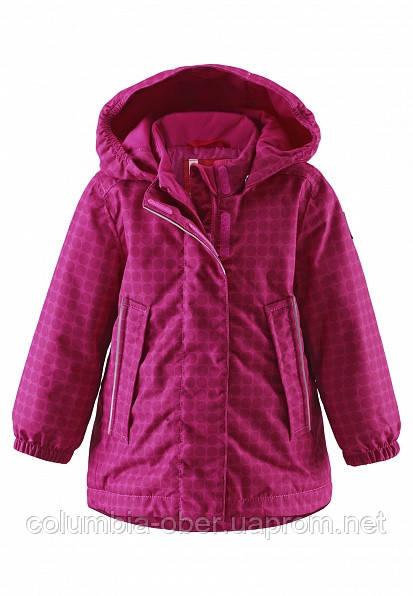 Зимняя куртка для девочек Reima Misteli 511216-4621. Размеры 80-92.