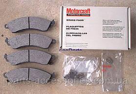 Ford Mustang Cobra 1994-04 передние тормозные колодки новые оригинал Motorcraft