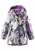 Зимняя куртка для девочек Reima Misteli 511216-6981. Размер 80-98.