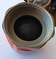 Клапан 40 мм чугунный на байпас, фото 3
