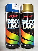 Аэрозоль Deco Lack  400 мл цвета по каталогу RAL