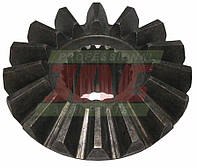 Шестерня коническая транспортера выгрузки зерна комбайна Claas на 16 зубьев 735888