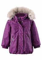 Зимняя куртка для девочек Reimatec® Muhvi 511228B-4908.  Размер 80.