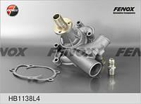 Насос водяной Газель , Соболь с двигателем ЗМЗ-406, повышенной производительности, HB1138L4 Leader(уп) (Fenox)
