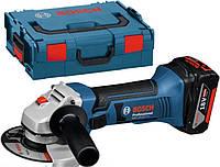 Угловая шлифмашина аккумуляторная Bosch GWS 18-125 V-LI