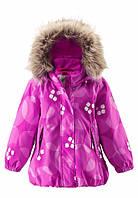 Зимняя куртка для девочек Reimatec® Muhvi 511228B-4622.  Размер 80-98.