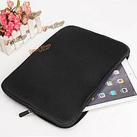 Нейлон черный сетки молнии ноутбук ноутбук рукав сумка для 13 Macbook Pro воздух