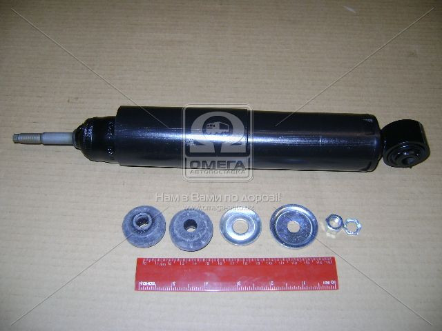 Амортизатор задний OPEL ASTRA F (Опель Астра Ф) ORIGINAL (пр-во Monroe)