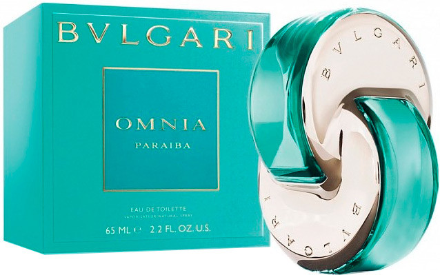 Bvlgari Omnia Paraiba 65ml (tester) жіноча туалетна вода (оригінал)