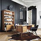 """Письменный стол из дерева """"PORTOBELLO"""", фото 3"""
