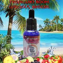 Премиум жидкость для электронных сигарет eLife TROPICANO BOOM: Luscious Breeze