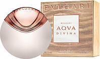 Bvlgari Aqva Divina  65ml (tester) женская туалетная вода  (оригинал)