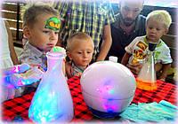 Шоу Сухой Лед,Научное шоу,Крио Шоу,Химическое шоу на детский праздник.Киев, фото 1