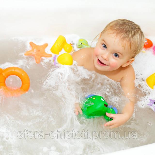 детский гель для купания
