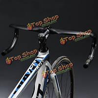 Rockbros углеродного волокна велосипед руль велосипеда езда на велосипеде дорожный велосипед рычаг управления 31.8мм 400/420/440