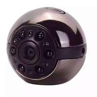 Миниатюрная мини камера Ambrella SQ-9 с датчиком движения и ночной подсветкой