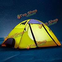 Лис пустыни профессионального полюс двойной двухъярусными открытый палатки кемпинга