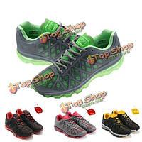 Новые eever мужские спортивная обувь всей ладонью подушке кроссовки