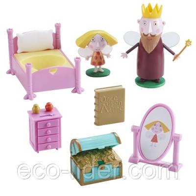 """Игровой набор """"Маленькое королевство Бена и Холли"""" - СКАЗКА НА НОЧЬ  (2 фигурки, с аксессуарами)"""
