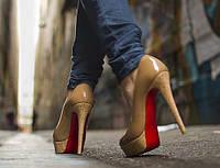 Тренды на осеннюю женскую обувь 2016