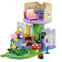 """Игровой набор """"Маленькое королевство Бена и Холли"""" - ВОЛШЕБНЫЙ ЗАМОК (замок с мебелью, фигурка Холли)"""