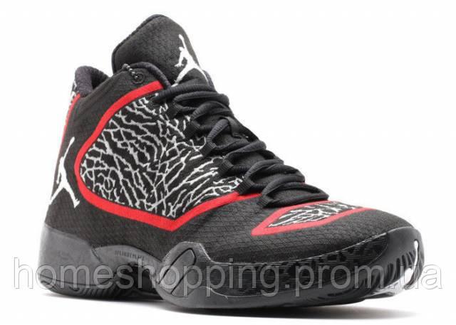 Кроссовки Nike Air Jordan 29 XX9 Black White Gym Red 695515-023