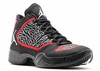 Кроссовки Nike Air Jordan 29 XX9 Black White Gym Red 695515-023, фото 1