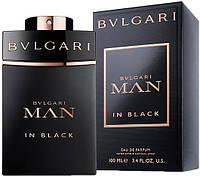 Bvlgari MAN In Black 30ml мужская парфюмированная вода (оригинал)