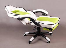 Офисное кресло FBG027, эко-кожа, функция поддержки ног, фото 3