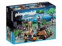Конструктор Playmobil 6041 Катапульта Рыцарей Волка