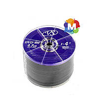 DVD-RW диск VS 4,7GB 4x Bulk/50 (CMC Magnetics) золотистый