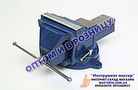 Тиски слесарные поворотные 125мм MIOL арт.36-300, фото 1