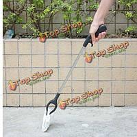 Дополнительное расширение длинной руки reacher хапуга легкий инструмент погрузки досягаемости