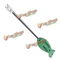 Открытый рыболовные снасти 15см удалить крюк деташер для удаления инструмента зеленый