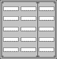 Распределительный щит на 180 модулей ABB U53 в нишу