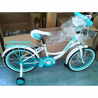 Детский велосипед Ardis Smart 12 бело-голубой,бело-розовый