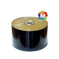 DVD+RW диск VS 4,7 GB 4x Bulk 50 золотистый