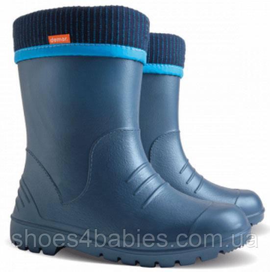 Гумові чобітки з піни EVA Demar Dino