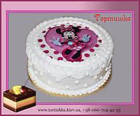 Торт на годик Маленькой принцессе