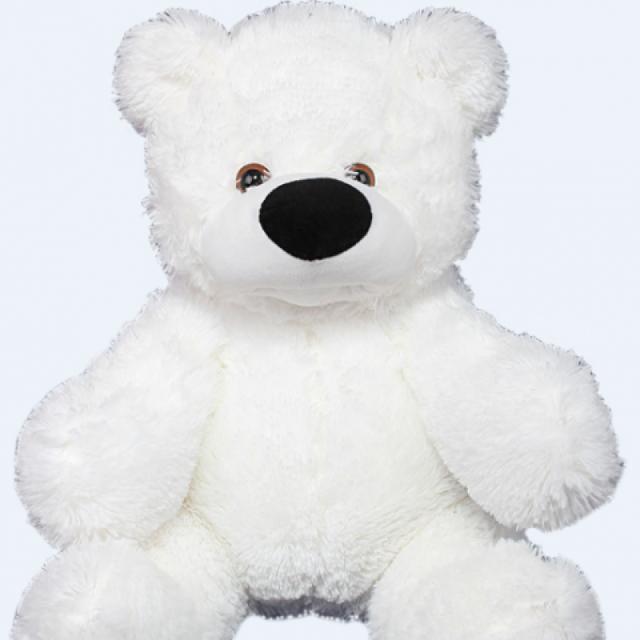 Мишка медведь плюшевый сидячий