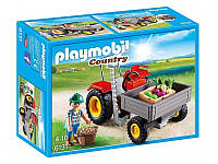 Конструктор Playmobil 6131 Уборочный трактор