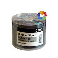 CMC Magnetics DVD-R 9,4 GB 16x Double sided Bulk/50