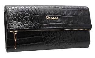 Стильный женский кошелек 5L 78002 black