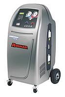 Установка для обслуживания кондиционеров с принтером Robinair