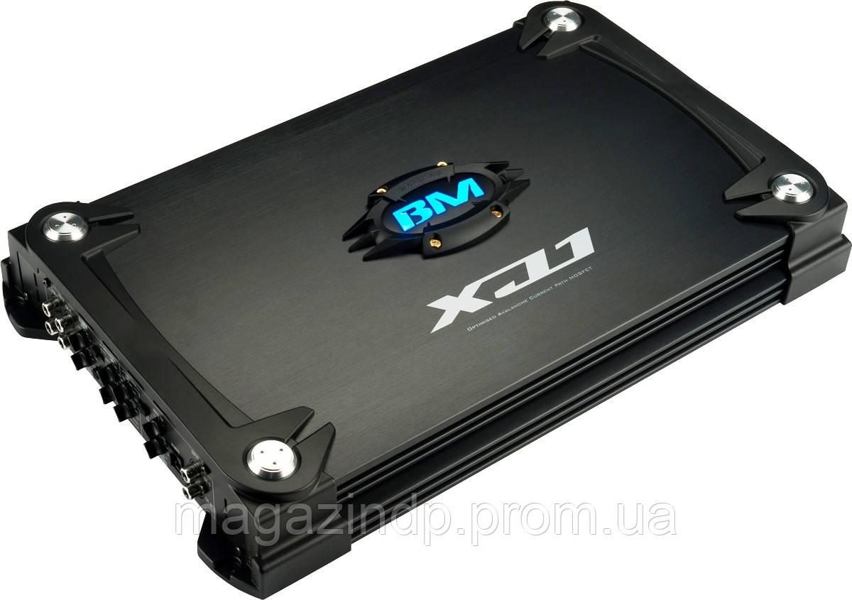 5-канальный усилитель для автомобиля BM Boschmann XJ1-M5968 Код:46997325 - Интернет-магазин У Фёдора в Днепре