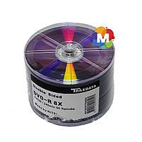 DVD-R для видео записи Traxdata 9.4GB Double Sided