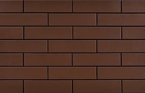 Плитка клинкерная Cerrad Elewacyjne Brąz   6,5 X 24,5