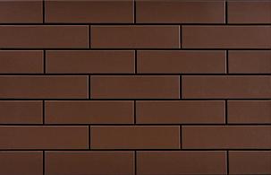 Плитка клинкерная Cerrad Elewacyjne Brąz   6,5 X 24,5, фото 2