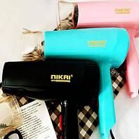 Бытовой фен для волос Nikai DH 938 Код:314355853